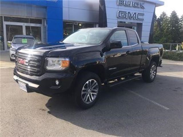 2015 GMC CANYON 2WD SLE in Victoria, British Columbia
