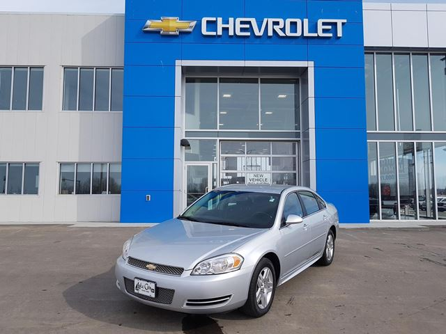 2013 CHEVROLET IMPALA LT in Cold Lake, Alberta