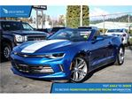 2016 Chevrolet Camaro 1LT Satellite Radio and Backup Camera in Coquitlam, British Columbia