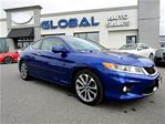 2013 Honda Accord EX-L V6 Coupe AT LEATHER NAVIGATION in Ottawa, Ontario