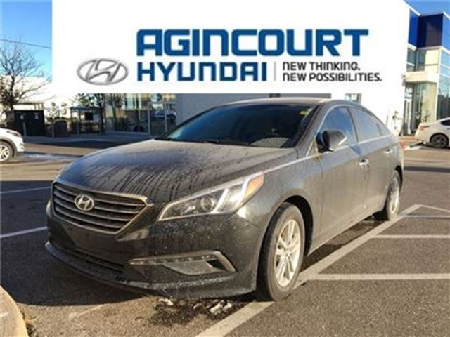 2015 HYUNDAI Sonata GLS/BLINDSPOT/PUSH BUTTON/OFF LEASE/BCAM in Toronto, Ontario
