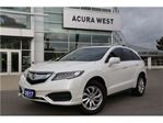 2017 Acura RDX Tech with roof rack in London, Ontario