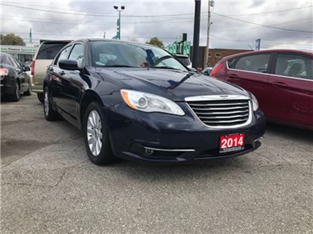2014 CHRYSLER 200 Touring   SAT RADIO   HEATED SEATS in London, Ontario