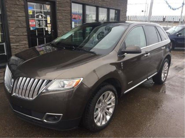 2011 LINCOLN MKX LOADED AWD NICE! in Edmonton, Alberta