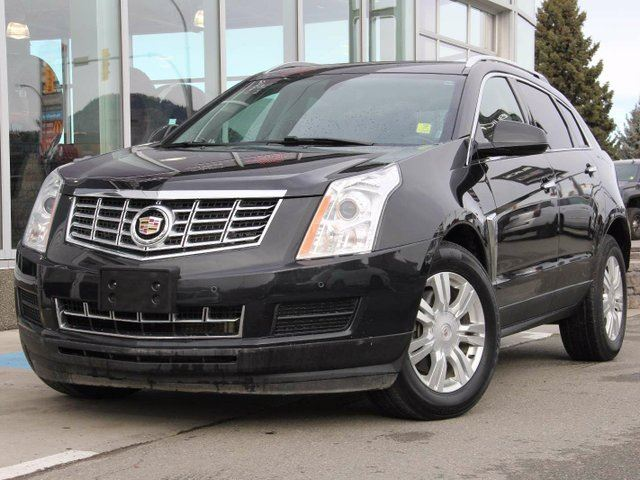 2013 CADILLAC SRX Luxury Collection 4dr All-wheel Drive in Kamloops, British Columbia