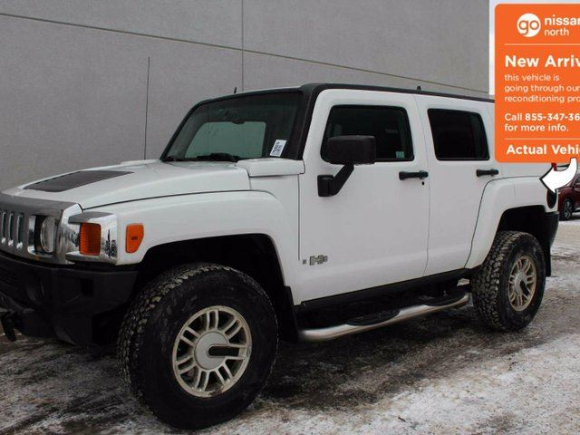 2006 HUMMER H3 4dr All-wheel Drive SUNROOF, ONE OWNER! in Edmonton, Alberta