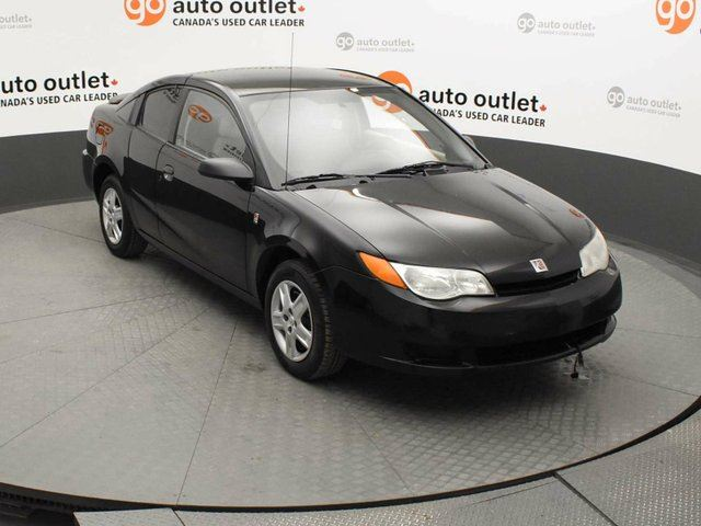 2004 SATURN ION 2 Midlevel 4dr Coupe in Edmonton, Alberta