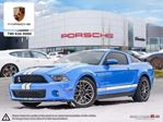 2011 Ford Shelby RARE GT500! | POWER PACK - 670HP! | Exhaust, Pulleys, Short Throw Shifter | Grabber Blue! in Edmonton, Alberta