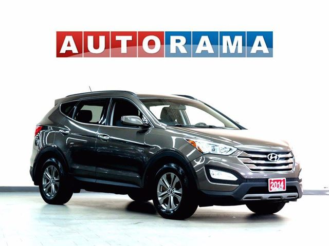 2014 HYUNDAI Santa Fe SPORT PKG AWD BLUETOOTH in North York, Ontario
