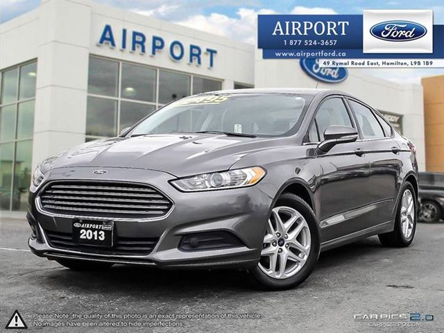 2013 FORD Fusion SE FWD with only 98,721 kms in Hamilton, Ontario