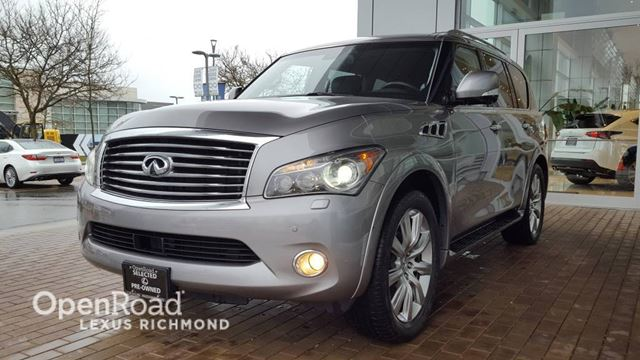 2012 INFINITI QX56           in Richmond, British Columbia