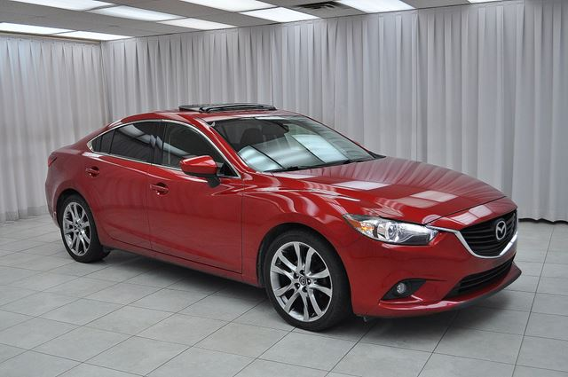 2014 Mazda MAZDA6 GT 6SPD SKYACTIV TECH SEDAN w/ BLUETOOTH, HEATE in Dartmouth, Nova Scotia