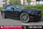 2014 Ford Mustang GT Convertible w Navi in Victoria, British Columbia