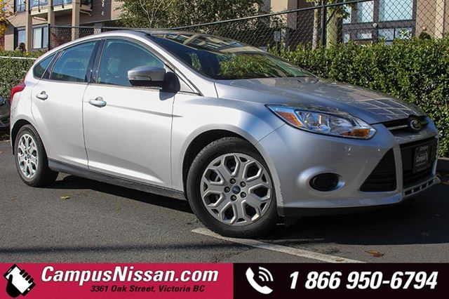 2013 FORD FOCUS S in Victoria, British Columbia