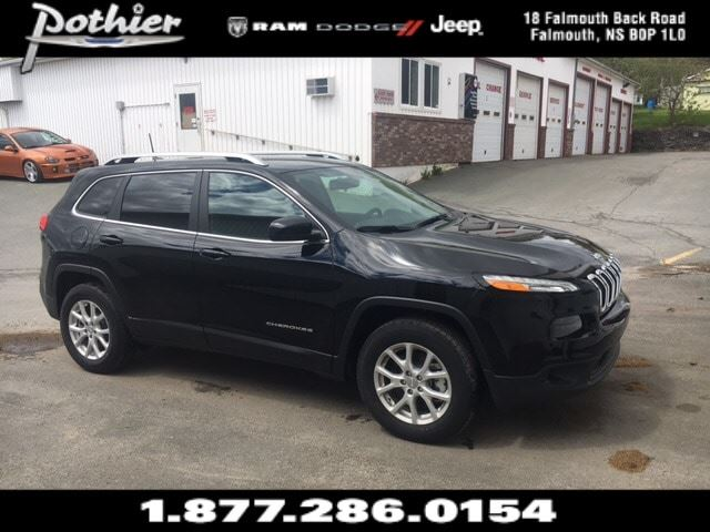 2017 Jeep Cherokee North  CLOTH  HEATED SEATS  REAR CAMERA  in Windsor, Nova Scotia