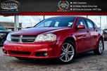 2011 Dodge Avenger SXT Heated Front seats Pwr Windows Pwr Locks Keyless Entry 18Alloy Rims in Bolton, Ontario