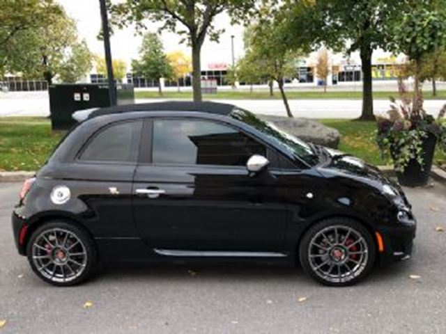 2017 FIAT 500 Abarth ~LOADED~ in Mississauga, Ontario