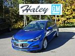 2016 Chevrolet Cruze LT in Sechelt, British Columbia