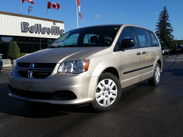 2015 DODGE Grand Caravan Canada Value Package-$59 weekly!-abs brakes and traction control in Belleville, Ontario