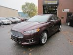 2013 Ford Fusion SE / LEATHER / NAVI / SUNROOF / ONLY 41,000 KM in Ottawa, Ontario