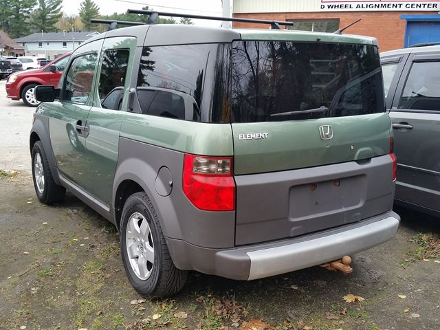 2003 honda element w y pkg gravenhurst ontario car for. Black Bedroom Furniture Sets. Home Design Ideas
