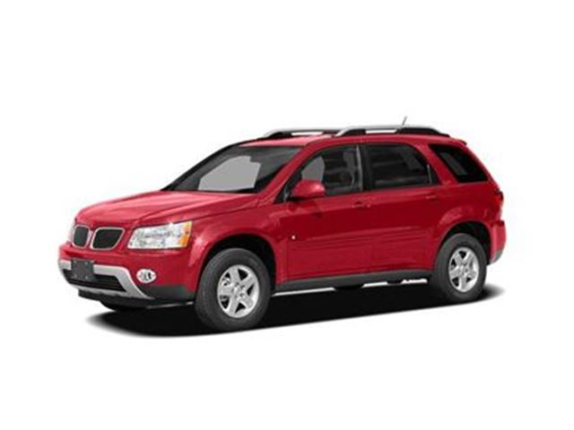 2007 PONTIAC TORRENT - in Coquitlam, British Columbia