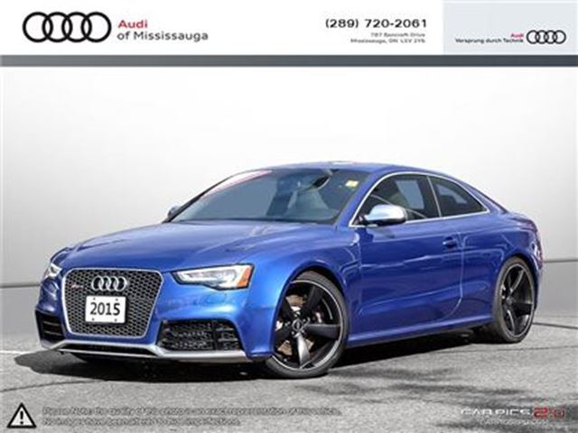 2015 AUDI RS5 4.2 (S tronic) in Mississauga, Ontario