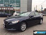 2016 Mazda MAZDA6 GX / HEATED SEATS / BLUETOOTH / 0.9% CPO!!! in Toronto, Ontario