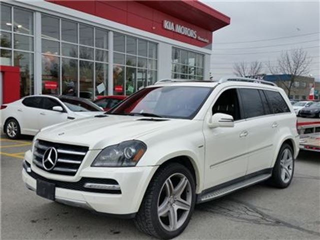 2012 MERCEDES-BENZ GL-CLASS Local Trade ~ Like New ~ Perfect Condition in Newmarket, Ontario