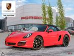 2014 Porsche Boxster CERTIFIED PRE-OWNED | Manual | Convenience PKG | Infotainment PKG in Edmonton, Alberta