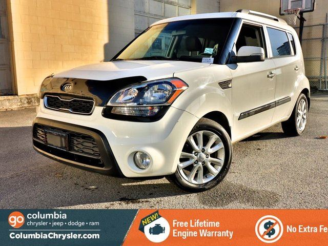2012 KIA SOUL 2.0L 2u 4dr Hatchback in Richmond, British Columbia