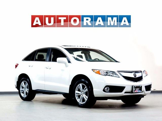 2015 Acura RDX TECH PKG NAVIGATION LEATHER SUNROOF 4WD BACKUP CAM in North York, Ontario
