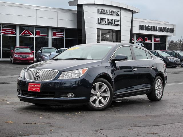 2011 Buick LaCrosse CXL FWD ** Purchased, Serviced AND Traded HERE! in Virgil, Ontario