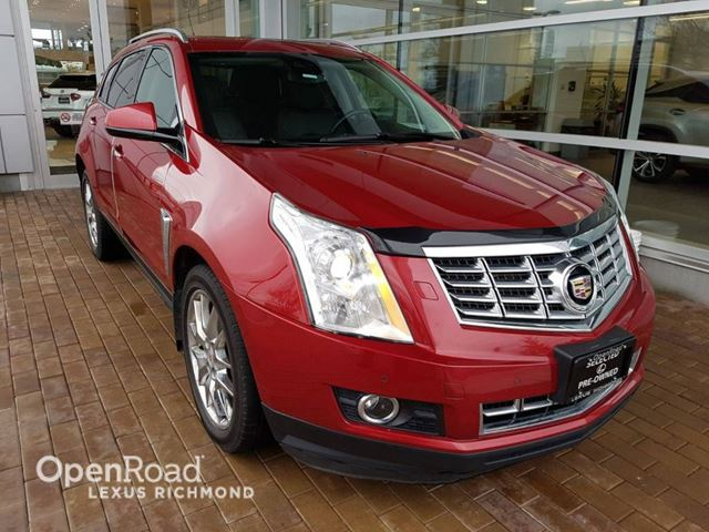 2014 CADILLAC SRX Premium Collection in Richmond, British Columbia