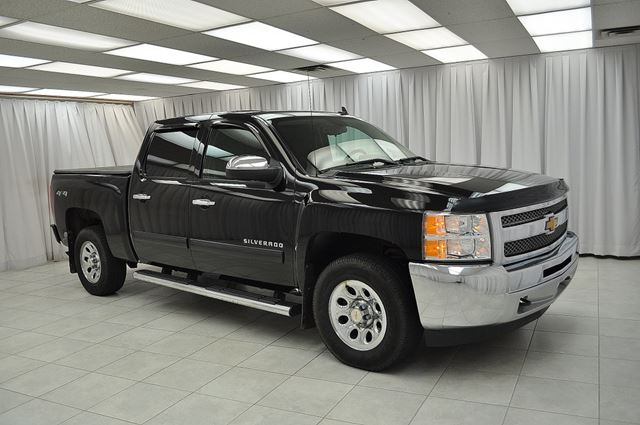 2013 Chevrolet Silverado 1500 LS 4x4 4DR 6PASS CREW CAB w/ A/C, POWER W/L/M,  in Dartmouth, Nova Scotia