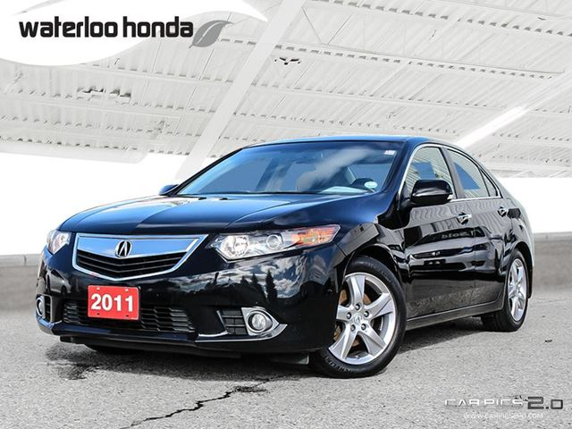 2011 ACURA TSX Base Bluetooth, Heated Seats and more! in Waterloo, Ontario