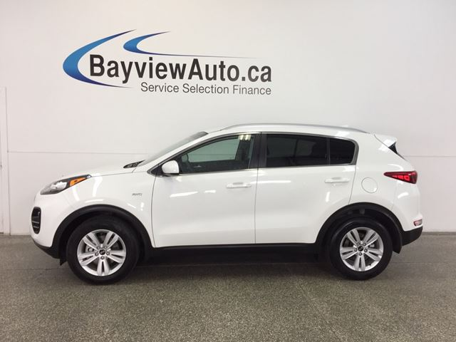 2017 KIA SPORTAGE - AWD|ALLOYS|HTD SEATS|REV CAM|BLUETOOTH|CRUISE! in Belleville, Ontario