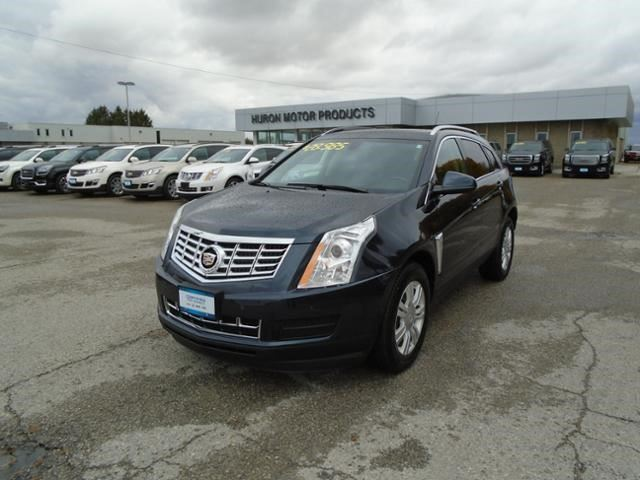 2015 CADILLAC SRX Luxury in Exeter, Ontario