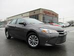 2017 Toyota Camry LE, A/C, BT, CAMERA, 19K! in Stittsville, Ontario