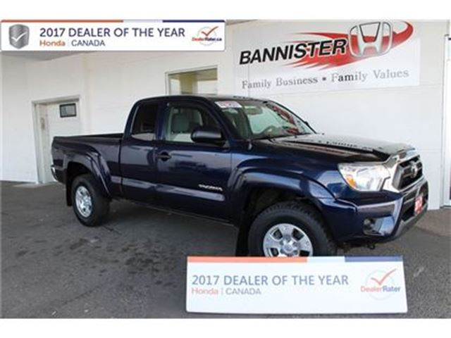 2013 Toyota Tacoma Base V6 (A5) in Vernon, British Columbia
