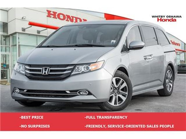 2016 HONDA Odyssey Touring   Automatic in Whitby, Ontario