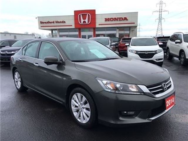 2014 HONDA Accord EX-L in Stratford, Ontario
