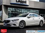 2015 Mazda MAZDA6 GS  AUTO LUXURY PACKAGE in Burlington, Ontario