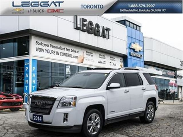 2014 GMC Terrain SLT-2, Leather, Chrome Wheels and much more.. in Rexdale, Ontario