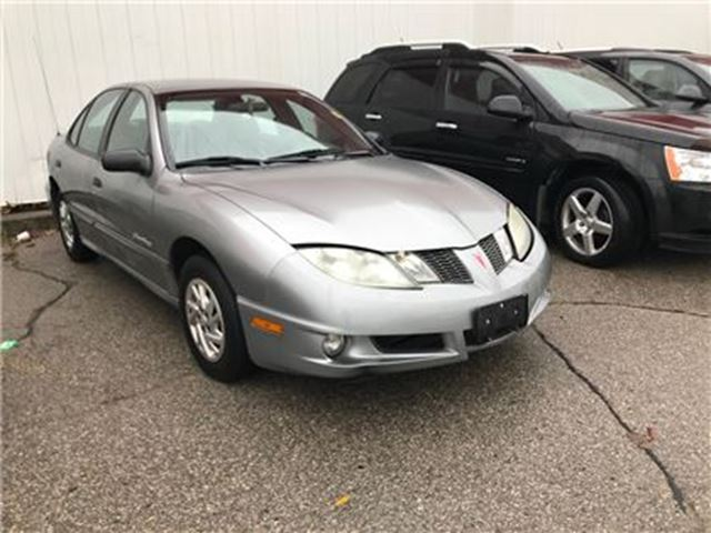 2005 PONTIAC SUNFIRE SLX   FRESH TRADE   CERTIFIED in London, Ontario