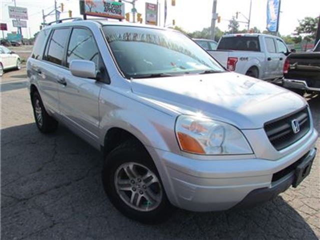 2004 HONDA PILOT EX-L   4X4   7PASS in London, Ontario