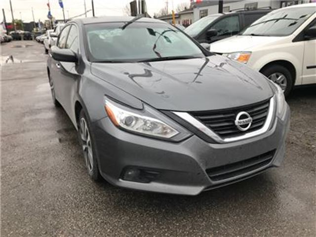 2016 NISSAN ALTIMA 2.5 SV   ONE OWNER   CAM   HEATED SEATS in London, Ontario