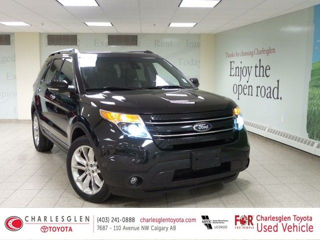 2013 FORD EXPLORER Limited in Calgary, Alberta