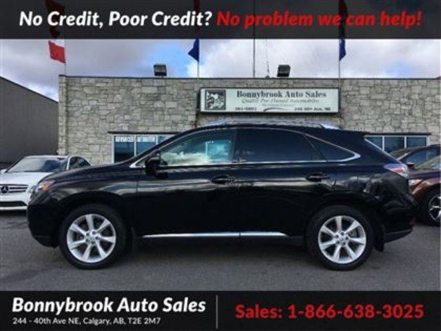 2010 LEXUS RX 350 Base NEW WINTER TIRES LEATHER NAVI BACKUP CAMERA in Calgary, Alberta