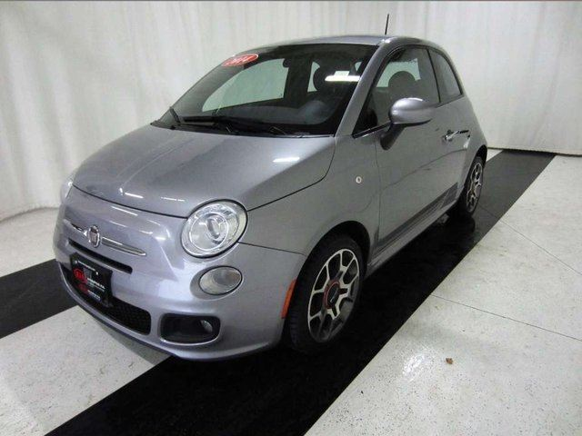 2015 FIAT 500 Sport in Winnipeg, Manitoba